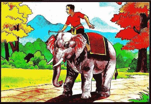 คราญช้าง ท่านว่าผู้นั้นจะตกระกำลำบาก ไร้ญาติ ขาดมิตร ทำมาหาเลี้ยงชีพมักฝืดเคือง
