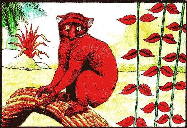 ลิงลม ธาตุเหล็กกล้า ท่านว่า เลี้ยงยาก วัยเด็กขี้โรคอดตาย ใจคอกกล้าหาญ ไม่ค่อยกลัวใคร